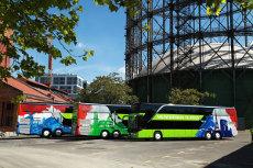Découvrez les curiosités du monde de l'autocar : jardin de toit, bus touristique pour chiens et carburant surprenant !