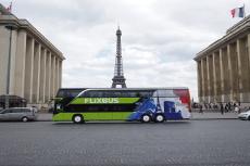 la ville rose accueille des autocars vert pomme flixbus s implante toulouse checkmybus blog. Black Bedroom Furniture Sets. Home Design Ideas