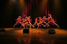 360 degrés de danse