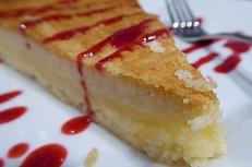 Le gâteau Basque d'Hendaye
