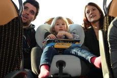 Voyager en autocar avec des enfants